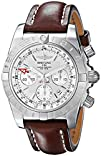 Breitling Mens AB042011G745L Chronometer Analog Display