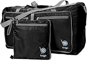 Bago Travel Duffel Bag For Women Men And Kids