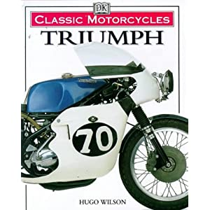 Classic Motorcycles Pb Dorling Kindersley