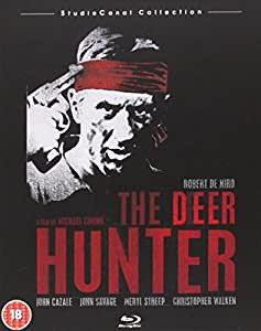 Deer Hunter (The Studio Canal Collection) [Blu-ray]