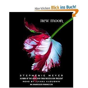 new moon twilight saga stephenie meyer ilyana kadushin fremdsprachige b cher. Black Bedroom Furniture Sets. Home Design Ideas