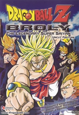 Grab Poster: Buy Dragon Ball Z - Broly - The Legendary Super Saiyan (Uncut) Posters. Rent Dragon Ball Z - Broly - The DVD: 2011