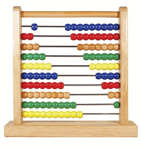 Abacus by Melissa & Doug ### - 1