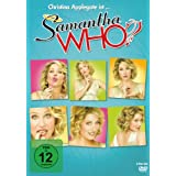 Samantha Who? - Season 1 (3 DVDs)von &#34;Christina Applegate&#34;