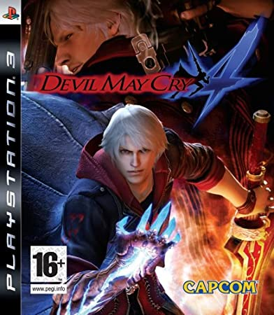 Devil May Cry 4 (PS3) [Importación inglesa]