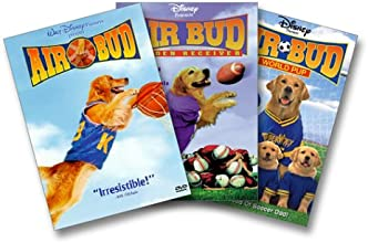 Air Bud DVD 3-Volume Gift Set