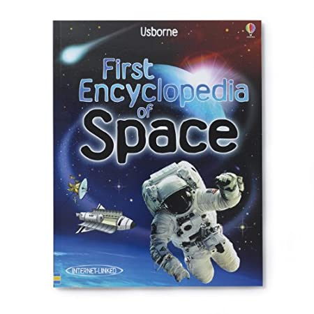 First Encyclopedia of Space Children's Book