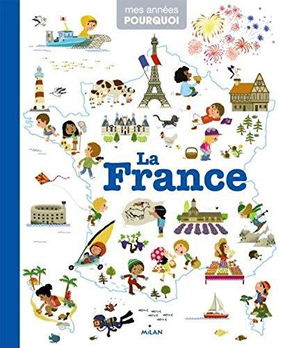 Imagerie de la France - Picture Book of France  [Collectif] (Tapa Dura)