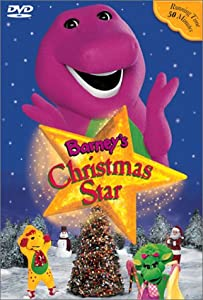Barneys Christmas Star by Lionsgate / HIT Entertainment