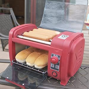 Hot Dog Roller and Toaster: Hot Dog Rooler Best Consumer Product Reviews 2013 images