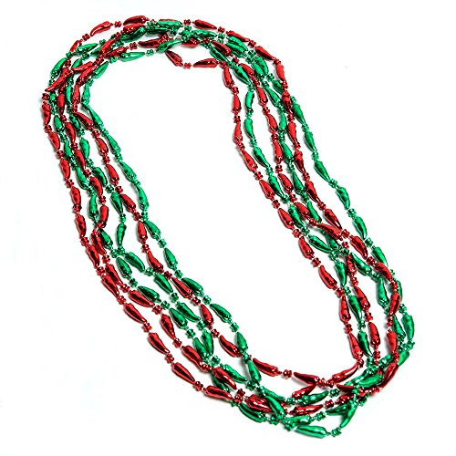 Chili Pepper Bead Necklaces (Chili Pepper Game compare prices)