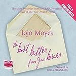 Last Letter from Your Lover | Jojo Moyes