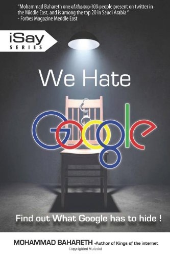 We Hate Google