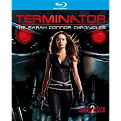 ターミネーター : サラ・コナー クロニクルズ 〈セカンド・シーズン〉 コレクターズ・ボックス [Blu-ray] (Amazon)