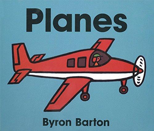 Planes-Board-Book