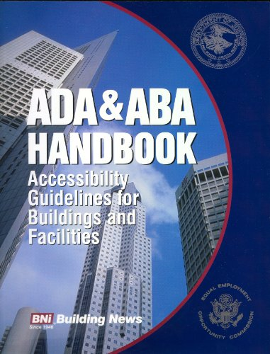 ADA & ABA Handbook - Building News - CR517 - ISBN: 155701499X - ISBN-13: 9781557014993