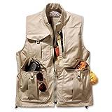 Filson Vest Outerwear Vests Green 10060 GN Cover Cloth Travel Vest by Filson