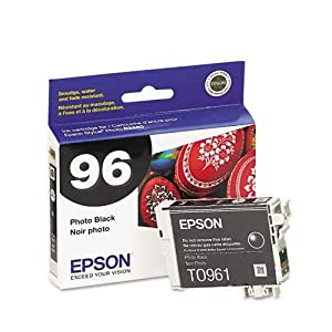 Genuine Epson 69 T069 T069120 Ink Cartridge (1 Black)