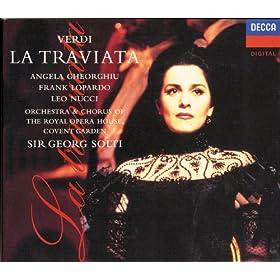 """Verdi: La traviata / Act 2 - """"Lunge da lei"""" - """"De' miei bollenti spiriti"""" (Live In London / 1994)"""