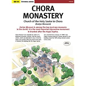 Chora Monastery (Kariye Museum) Church of the Holy Savior in Chora, Istanbul [Pamphlet]