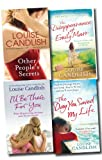 Louise Candlish Louise Candlish Collection 4 Books Set (The day saved my life, I'll be there for you, The disappearance of Emily marr, Other people's secrets)