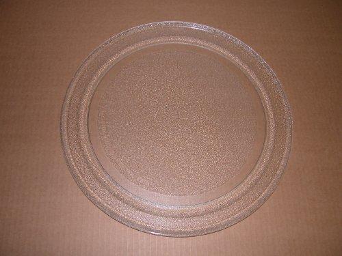 "14"" Universal Microwave Glass Plate Replacement Part (Kenmore Lg Ge Sharp Philips Galaxy Whirlpool Goldstar Ewave Panasonic Jenn-Air)"
