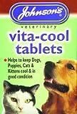 Johnsons Vita-Cool Dog & Cat Health Vitamin Tablets