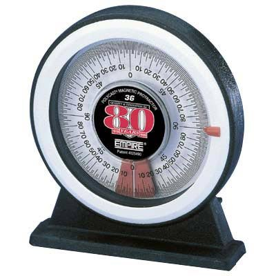 Empire Magnetic Polycast Protractor
