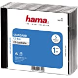 """Hama CD-Box """"Standard"""", 5er-Pack"""