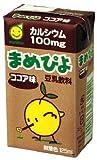 (お徳用ボックス) マルサン まめぴよ ココア味 125ml×24本