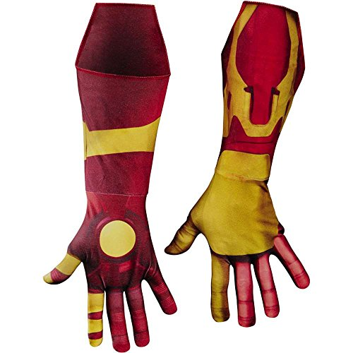 Iron Man 3 Deluxe Adult Gloves - One Size
