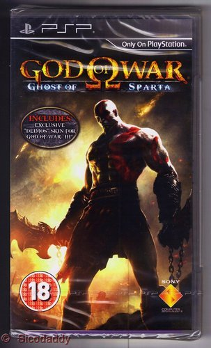 God of War: Ghost of Sparta (Sony PSP) [Import UK]
