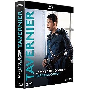 Tavernier - Capitaine Conan + La vie et rien d'autre [Blu-ray]