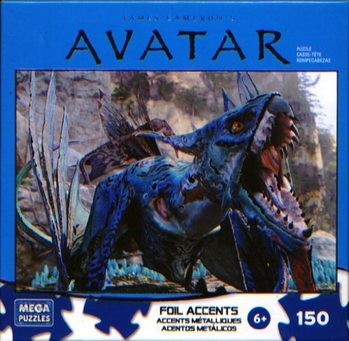 Avatar Na'vi Defender 150 Piece Puzzle