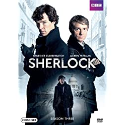 Sherlock: Season Three (Original UK Version)