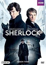 Sherlock: Season Three (Original UK Version)