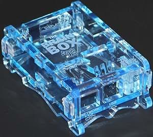Raspberry Pi Case Box Blue