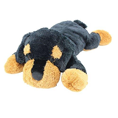 XXL Riesen Rottweiler Plüschhund - ca. 80 cm