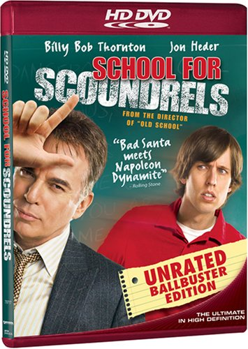 Школа негодяев / School for Scoundrels (2006) HDRip