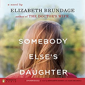 Somebody Else's Daughter Audiobook