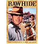 Rawhide: The Complete First Season DVD Set