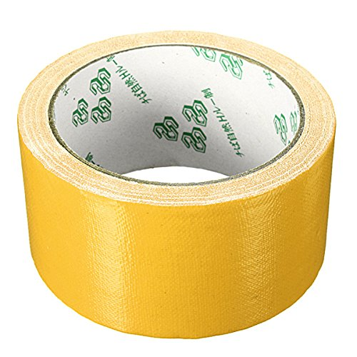 Meco(Tm) Duck Duct Gaffa Gaffer Waterproof Self Adhesive Repair Cloth Tape 8 Color For Choice