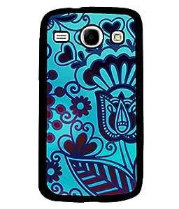 Fuson 2D Printed Designer back case cover for SAMSUNG GALAXY CORE I8262 / I8260 - D4495