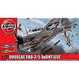 Airfix A02022 1:72 Scale Douglas Dauntless SBD 3/5 Model Kit
