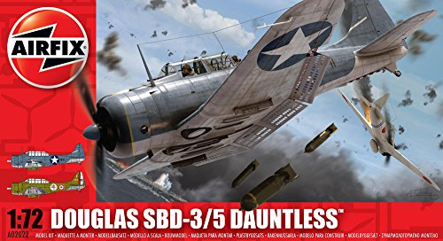 Airfix A02022 1:72 Scale Douglas Dauntless SBD 3/5 Model Kit