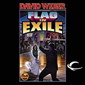 Flag in Exile: Honor Harrington, Book 5   David Weber
