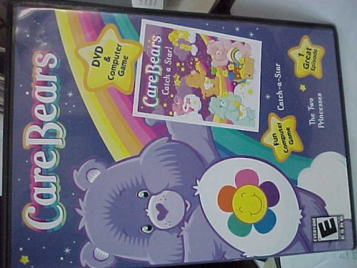 Care Bears : Catch a Star DVD & Computer Game