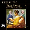 Tom Jones Audiobook by Henry Fielding Narrated by Charlton Griffin