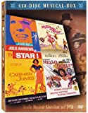 Musical Box - Star! / Carmen Jones / Hello, Dolly! / Meine Lieder - Meine Träume (4 DVDs)