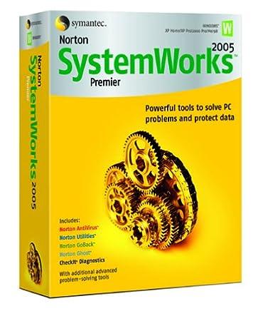 Norton Systemworks 2005 Premier